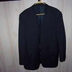 Canali Wool 2-Btn Sport Coat Size 44